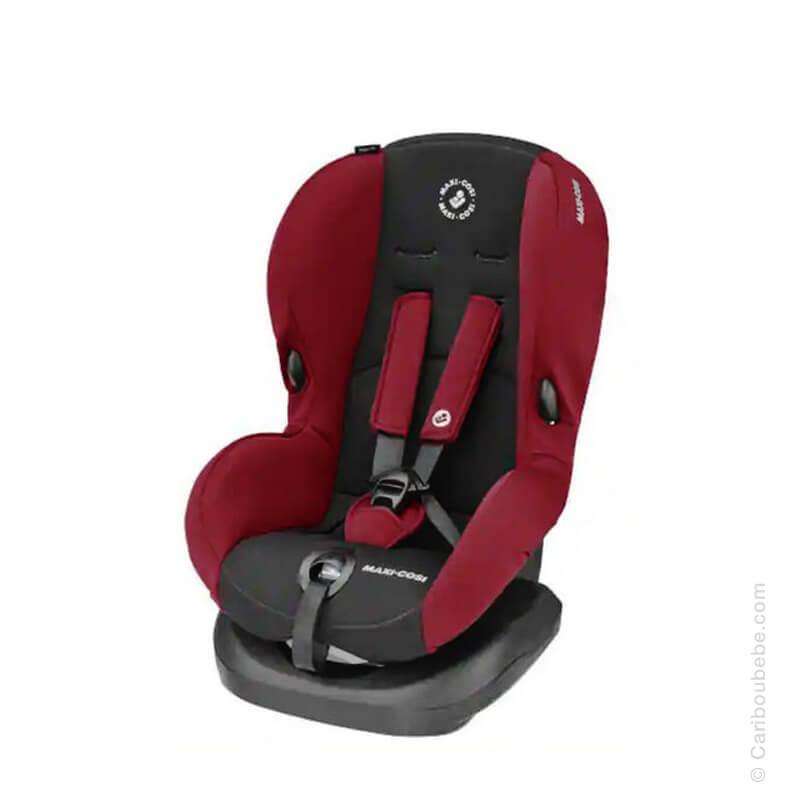 Siège Auto Prioris SPS+ Basic Red Gpe1 9-18kg Maxi Cosi