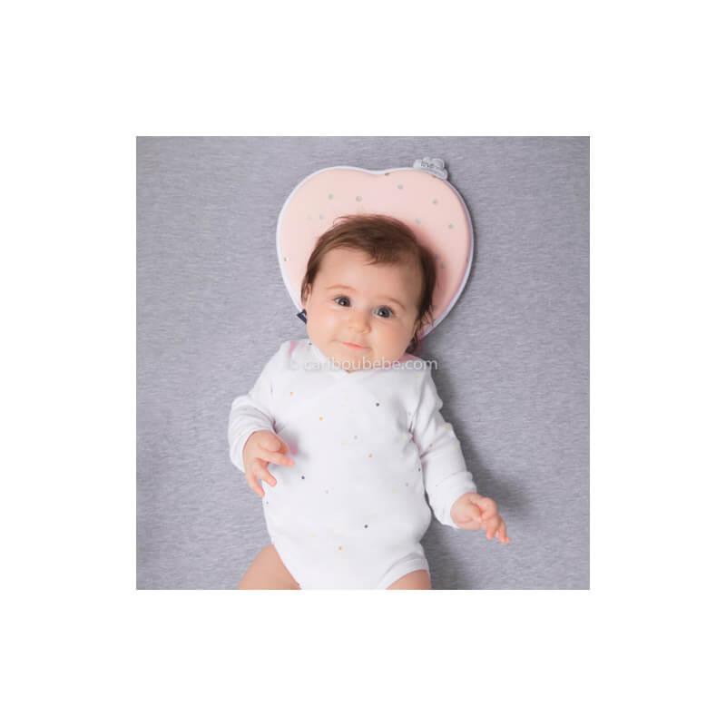 Cale Tête Rose Lovenest Original BabyMoov
