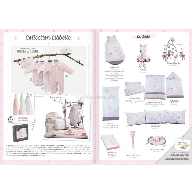 Collection Lilibelle Sauthon Baby Déco