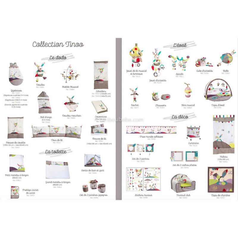 Collection Tinoo Sauthon Baby Déco