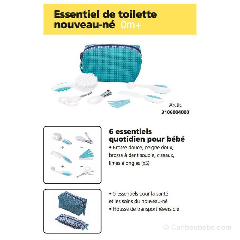 Trousse Essentiel Toilette Safety