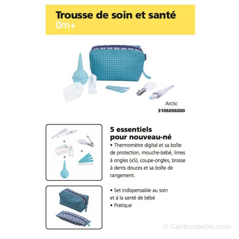 Trousse Essentiel Toilette Nouveau Né Safety