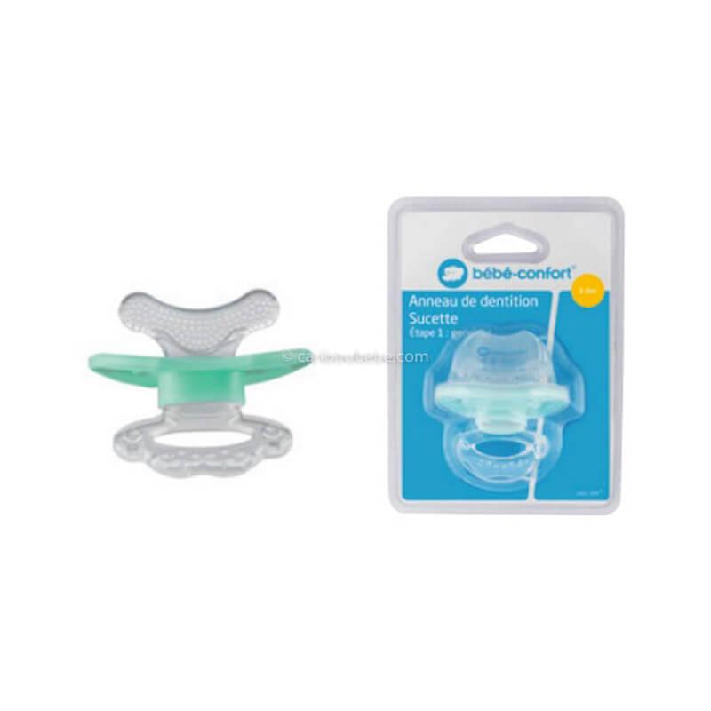 Anneau de dentition Sucette Étape 1 Gencives Bébé Confort
