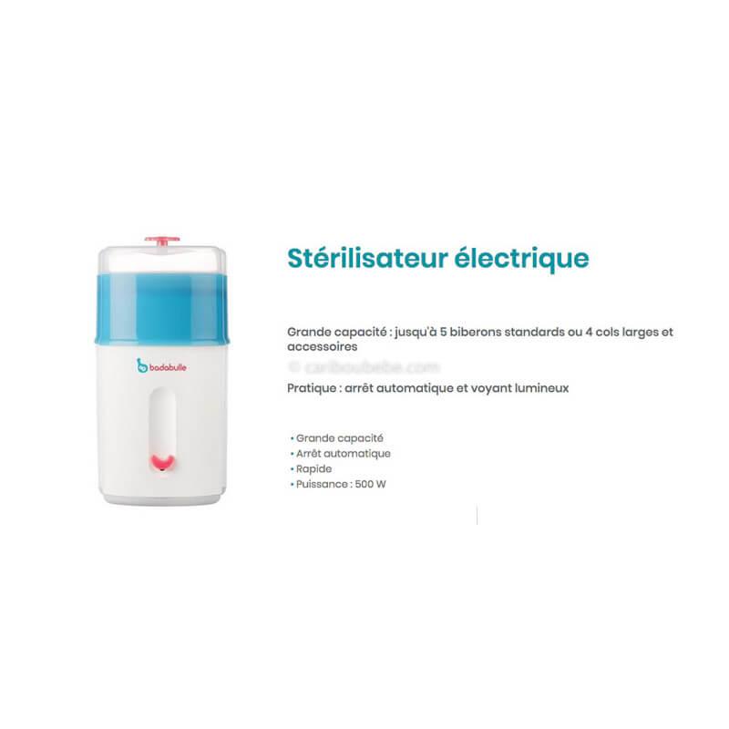 Stérilisateur Électrique Badabulle