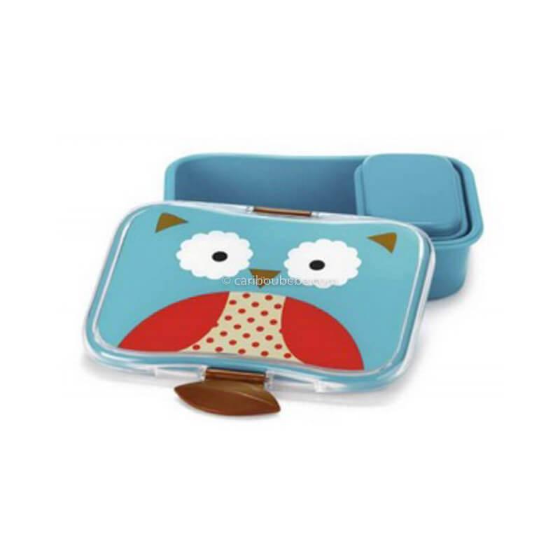Lunch Box Hibou Lilikim