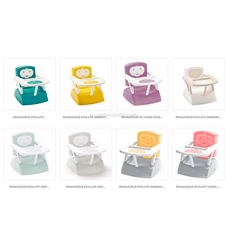 Chaise Évolutif Babytop Thermobaby