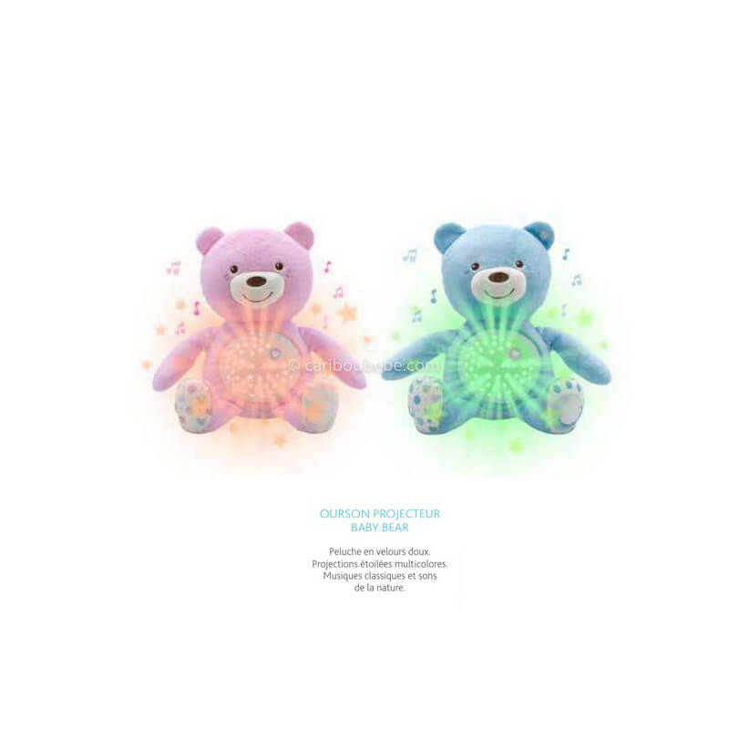 Projecteur Ourson Baby Bear Chicco