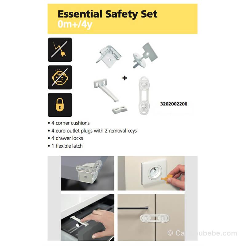 Essentiel Sécurité Maison Safety
