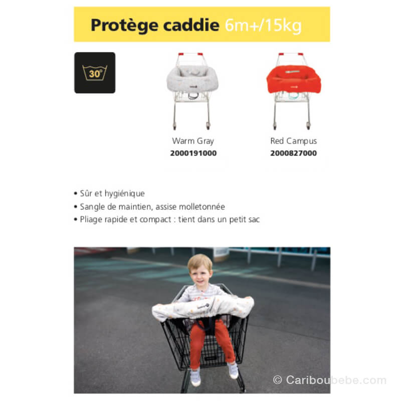 Protèges Caddie Safety