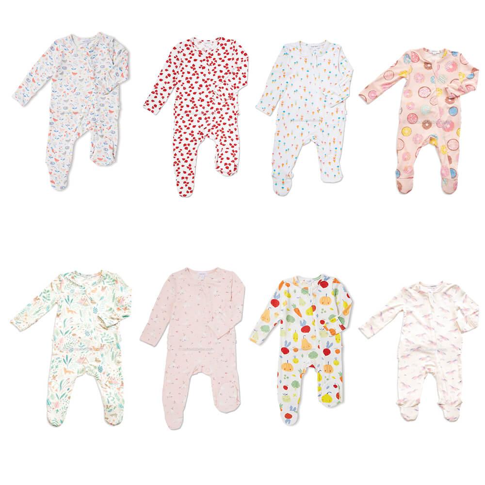 Pyjama Coton 0-3-6M Manche Longue Angel Dear
