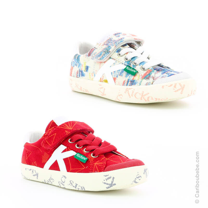 Chaussures Gody Enfant 28 au 35 Kickers