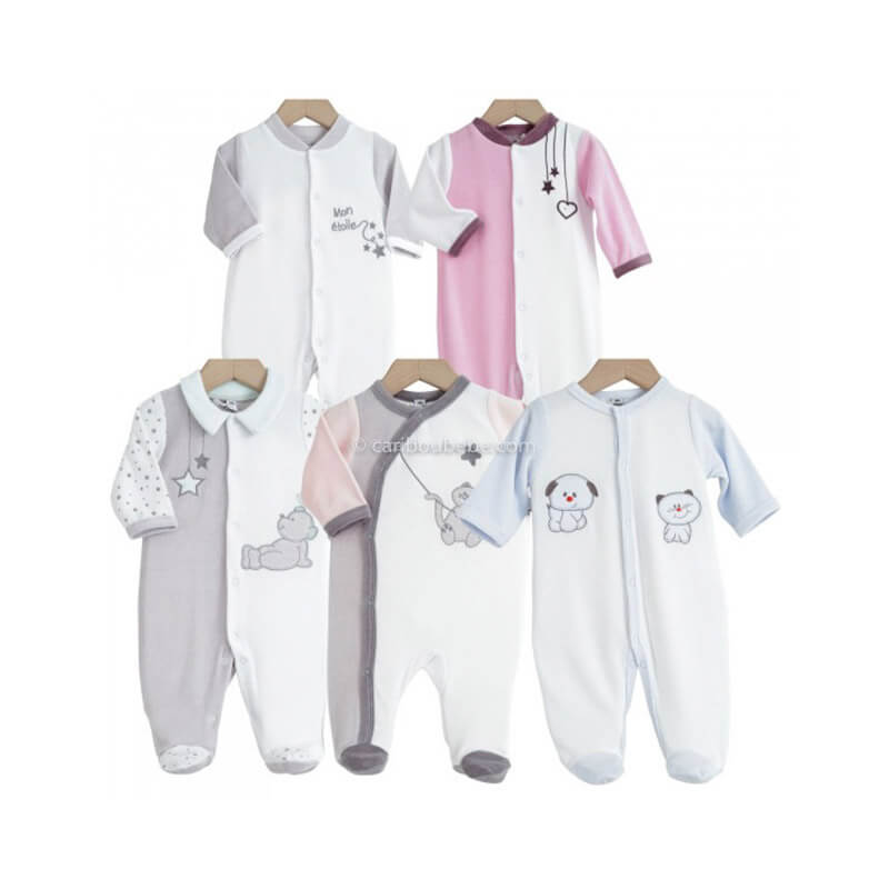Pyjama 3M Manche Longue Novatex Body