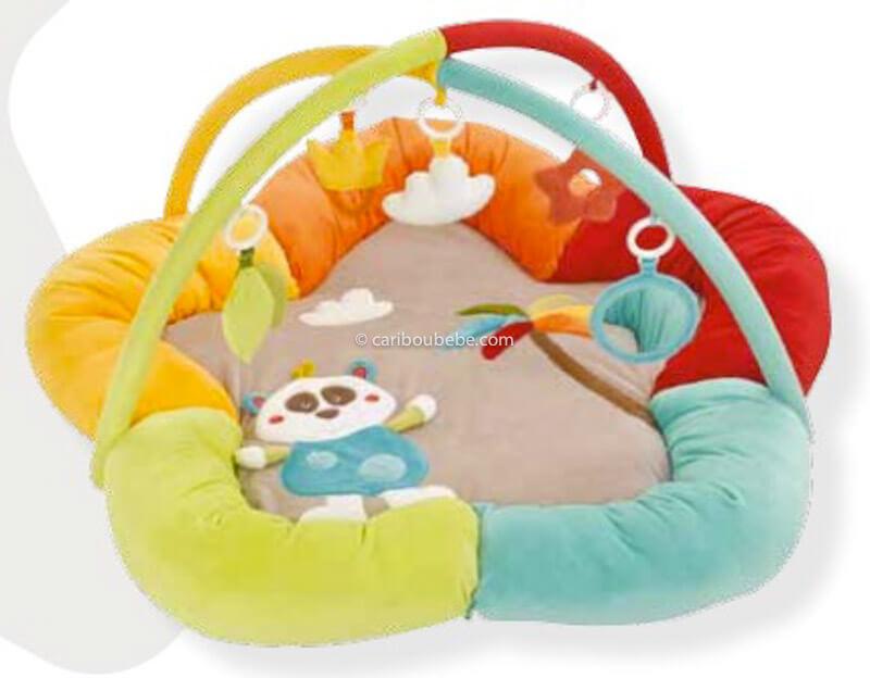 Tapis Cocon Multicolore Babysun