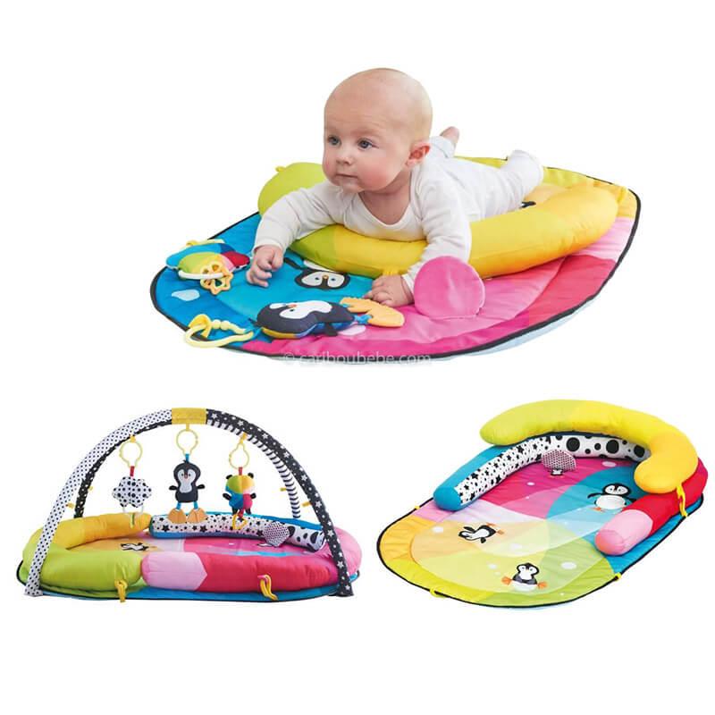 Tapis d'Éveil Cocoon Explore & Play Multicolore Babysun