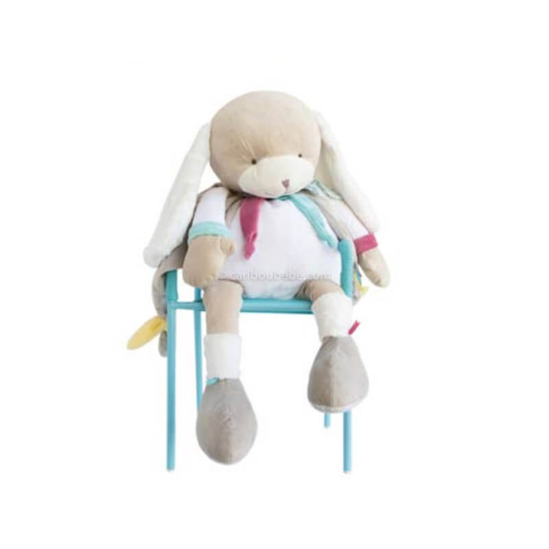 Pantin XXL Doll 80cm Doudou&Cie