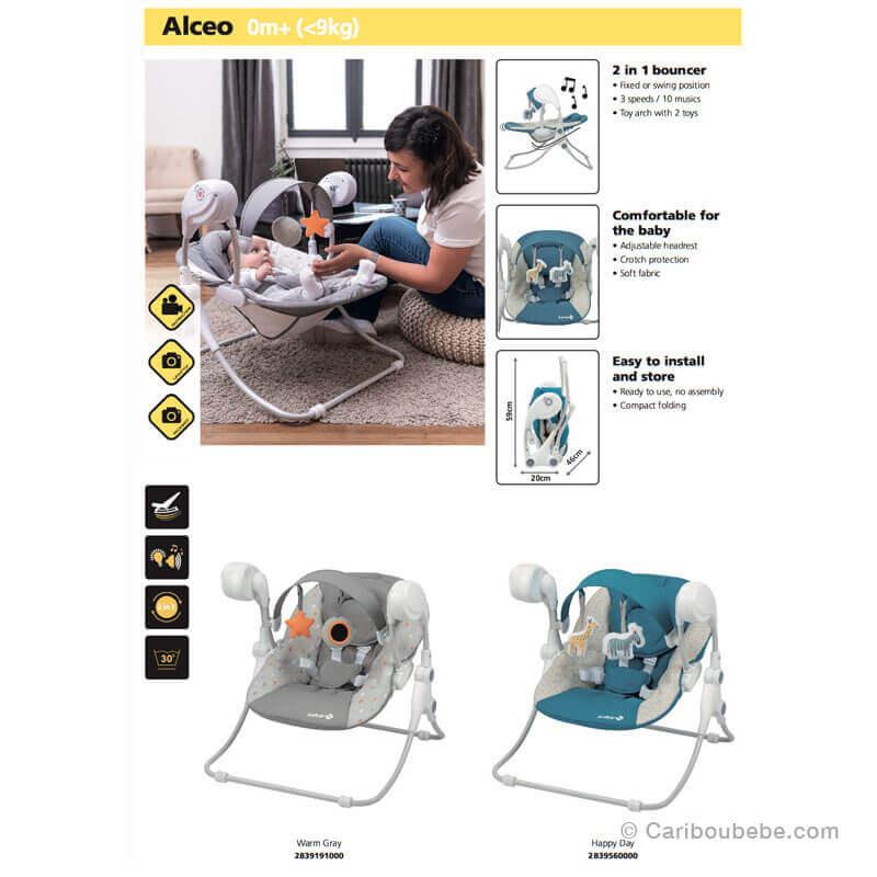 Transat Alceo 2en1 Safety