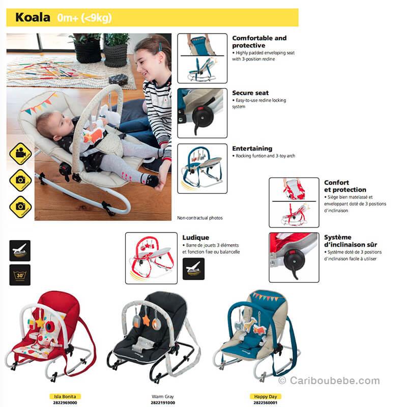 Transat Koala 2en1 Safety
