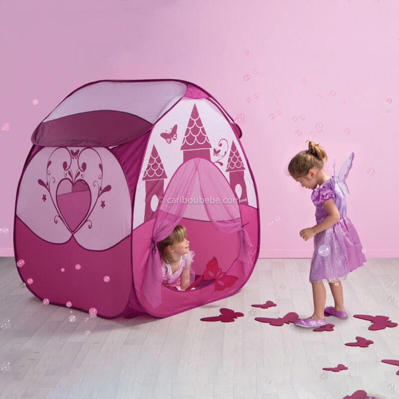 Tente Pop Up Princesse 2A Ludi