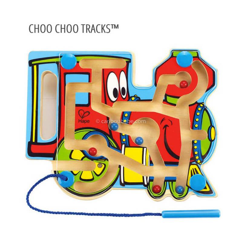 Choo Choo Track 24M Hape