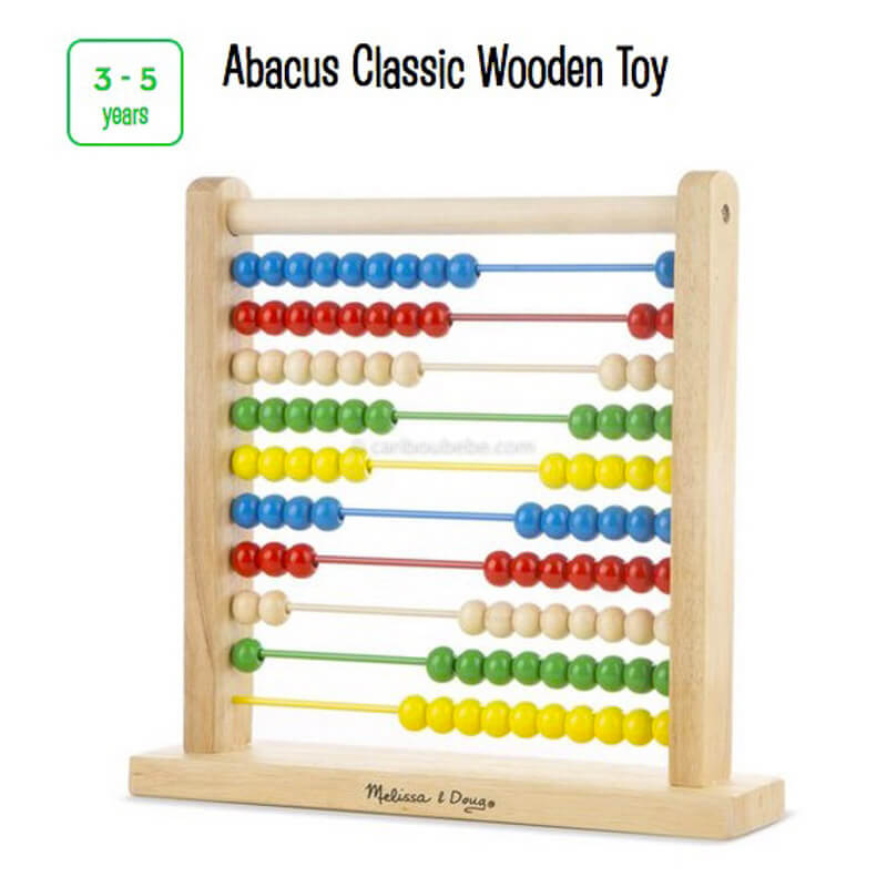 Abacus 3A Melissa&Doug