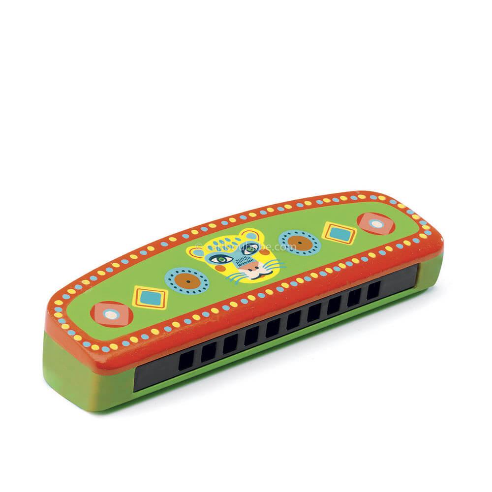 Harmonica +3A Djeco