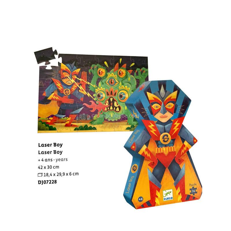 Laser Boy +4A Djeco