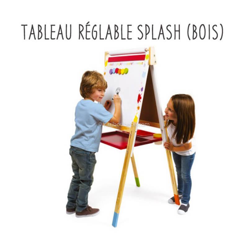 Tableau Réglable Splash en Bois 3A Janod