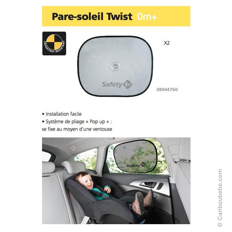 Pare-Soleil Twist x2 Safety