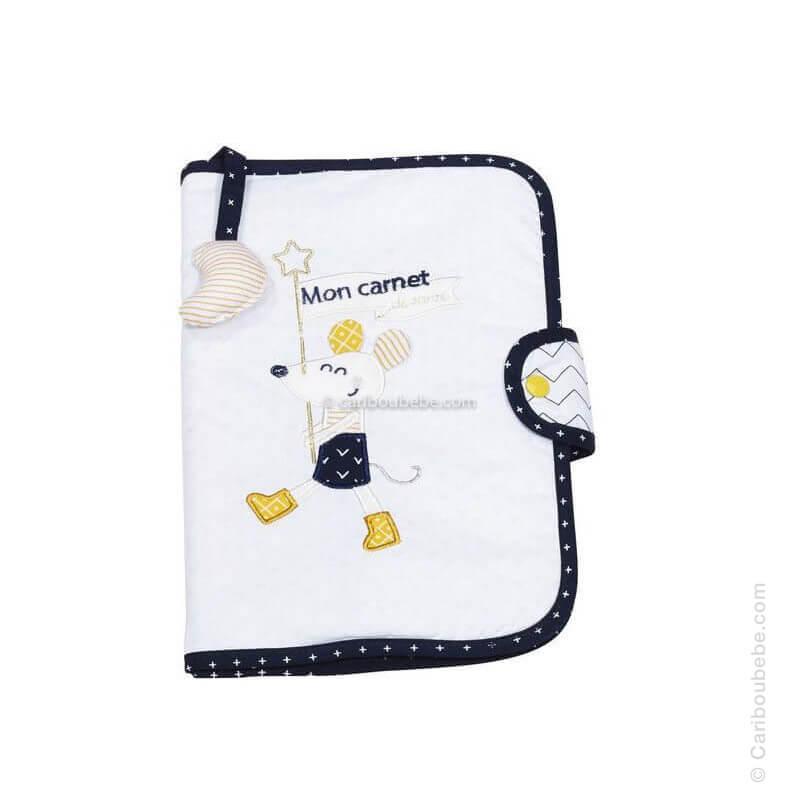 Protège Carnet Santé Hello Sauthon Baby Déco