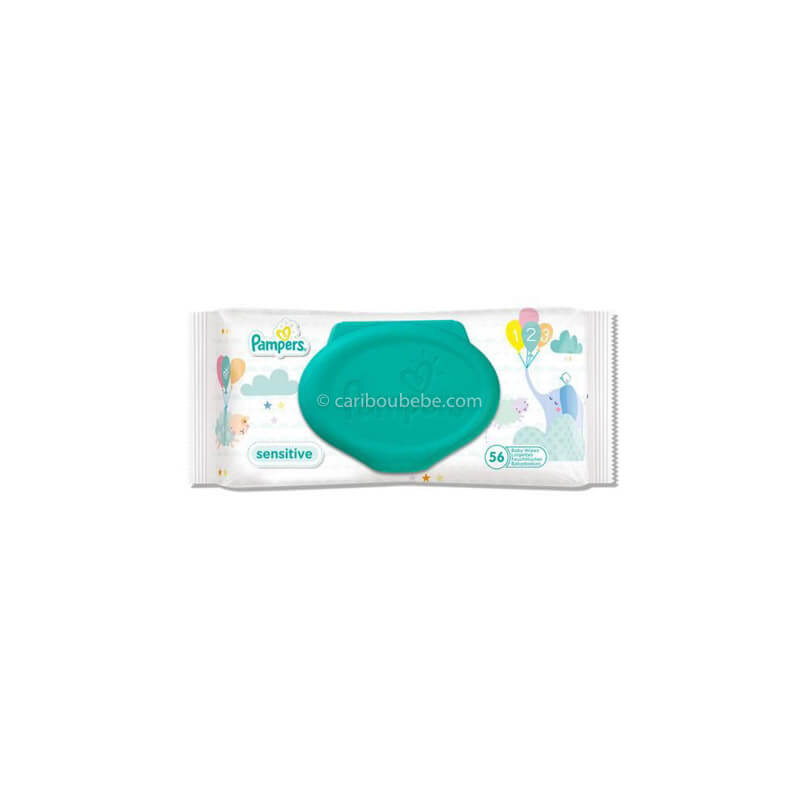 Lingette Nettoyante Sensitive Pampers
