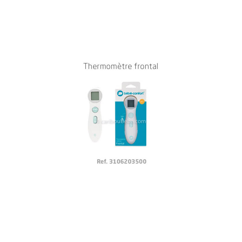 Thermomètre Frontal Bébé Confort
