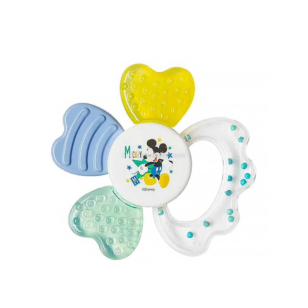 Anneau Dentition Disney Mickey Bloom Baby Calin