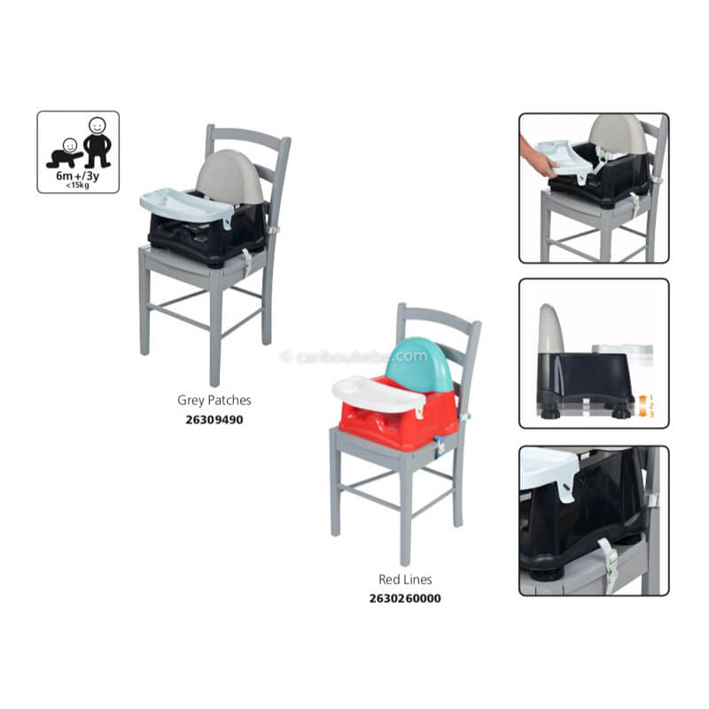 Réhausseur de table Easy Care Safety