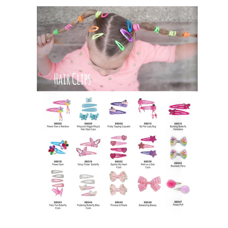 Hair Clips Great Pretenders