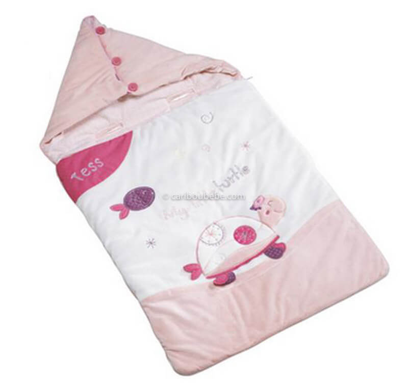 Nid d'Ange Nomade 80cm 0-3M Tess Sauthon Baby Déco