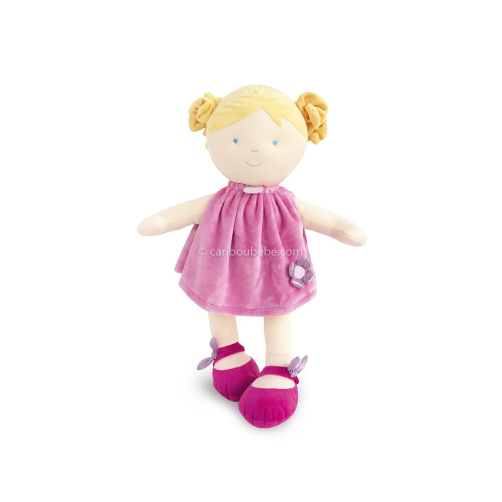 Poupée Pretty Rose GM 60cm Doudou&Cie