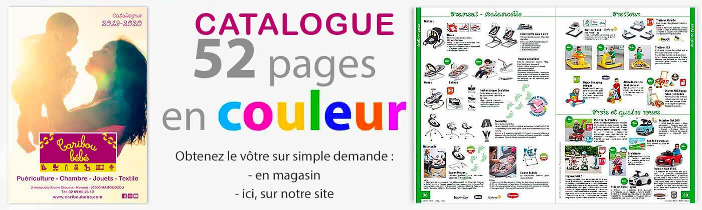 Catalogue Caribou Bébé 2019 - 2020